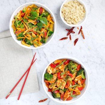 Leeann Chin Recipe